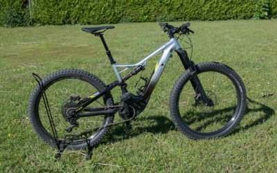 Specialized Turbo Levo (taille M, gris)