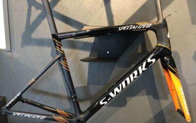 Specialized Tarmac S-works SL6 framset