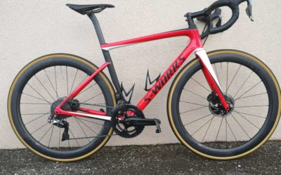 Specialized Tarmac S-works taille 54