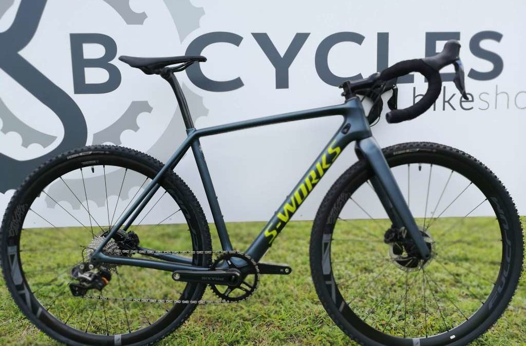 Specilized Crux S-Works Taille 52